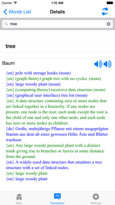 download Multilang Dictionary Glosbe apps 1