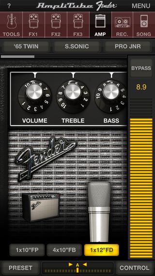 AmpliTube Fender™ FREE