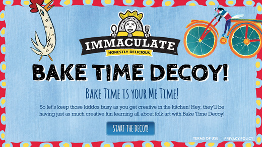 Bake Time Decoy