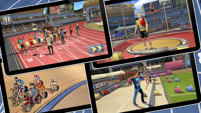 Screenshot for Athletics 2: Summer Sports in South Africa App Store