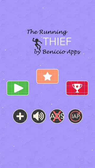 The Running Thief: Get Away and Stay Alive