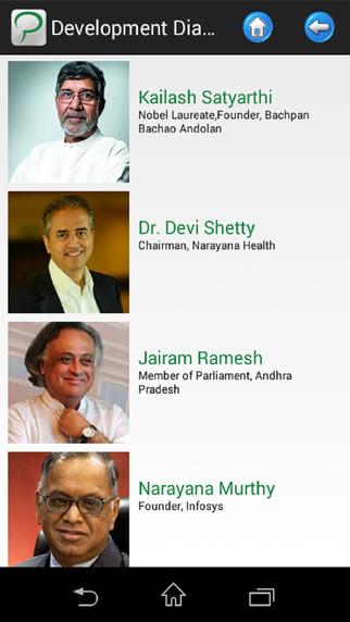 DD- Development Dialogue
