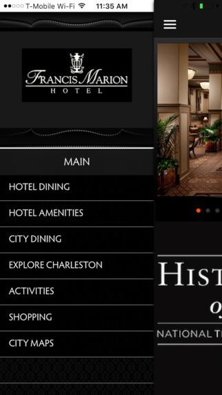 玩旅遊App|Francis Marion Hotel免費|APP試玩