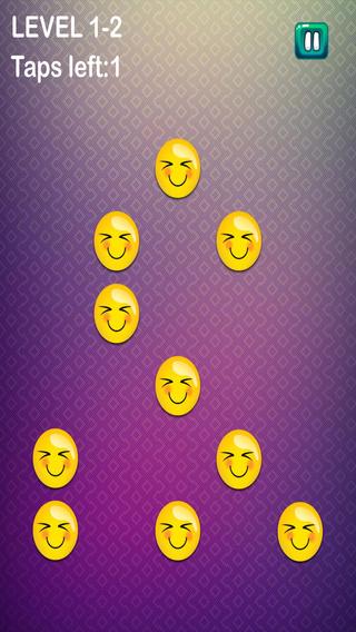 Splash the Emoji Face - Emoticon Tap Splat