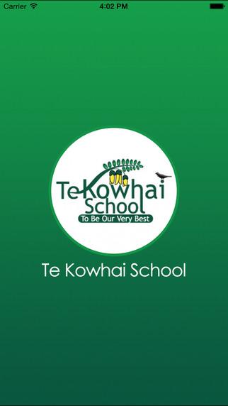 Te Kowhai School - Skoolbag