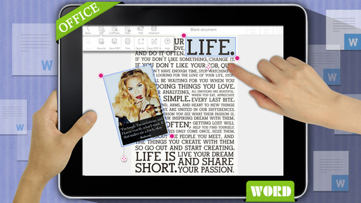 OfficeWork Suite - for Microsoft Office Word Excel PowerPoint edition compatible with Quickoffice