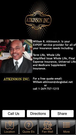 Atkinson Inc