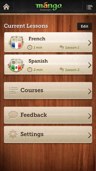 Mango Languages Consumer Edition