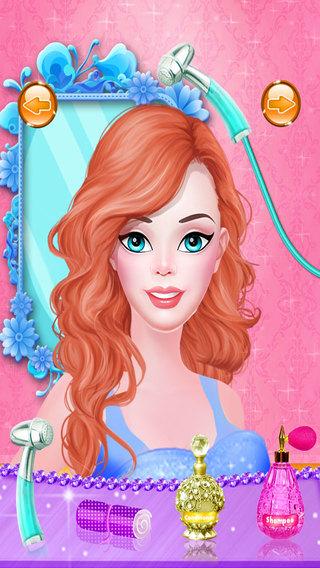 Couple Wedding Salon - Free Girls beauty makeover game