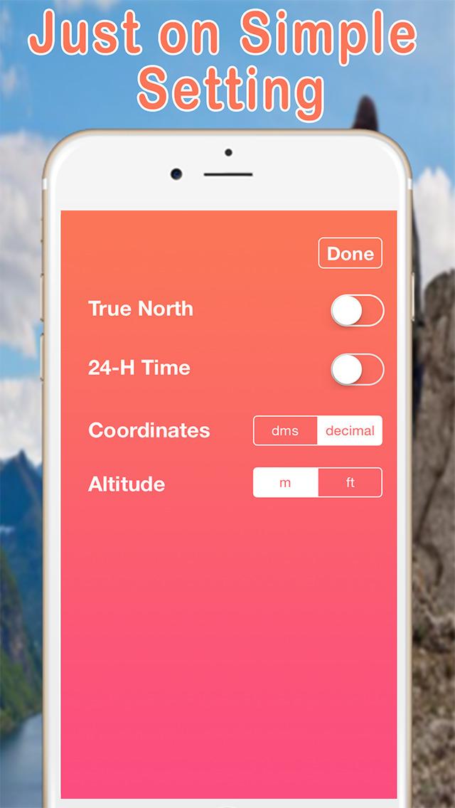 Compass Heading | GPS Compass Altimeter, Digital Direction Finder Скриншоты5