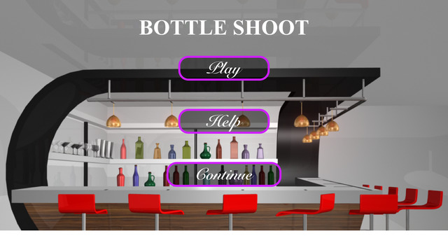 BottleShoot Casual Game