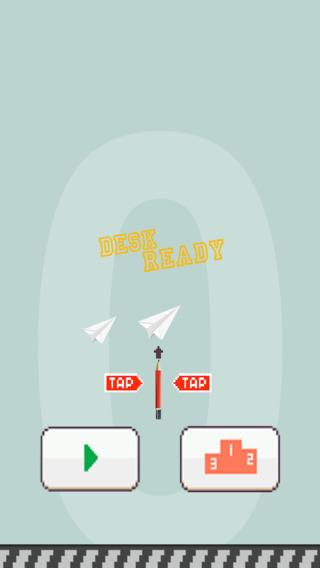 Flappy Plane Paper