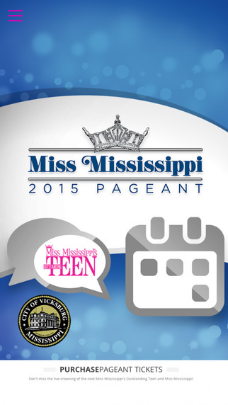 Miss Mississippi and Miss Mississippi's Outstanding Teen