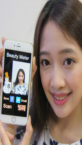 Beauty Meter Scanner