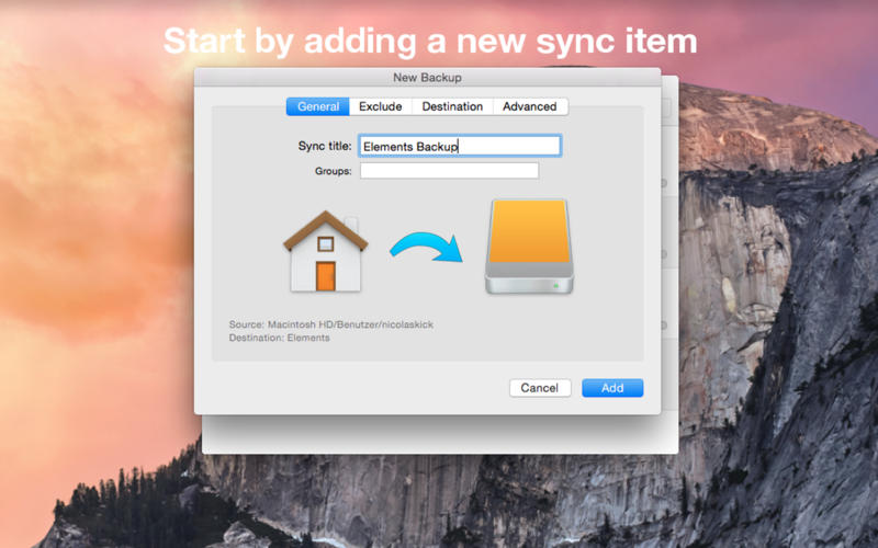 SyncTime Screenshot - 1