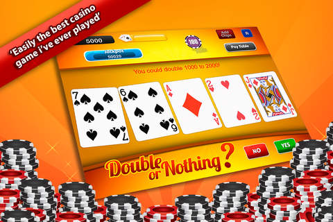 Video Poker Games FREE - Joker, Deuces Wild & Many More screenshot 4