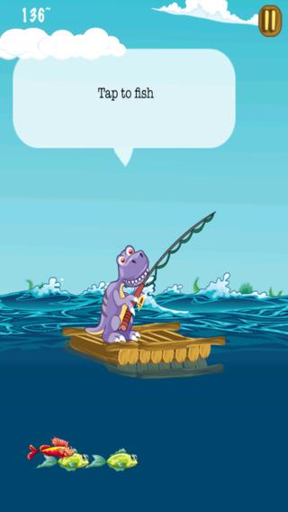 Ancient Water Dinosaur Ocean Fishing EPIC - Deep Sea Prehistoric Little Zoo Hunter