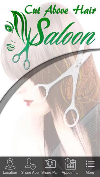 SG Cut Above Hair Saloon