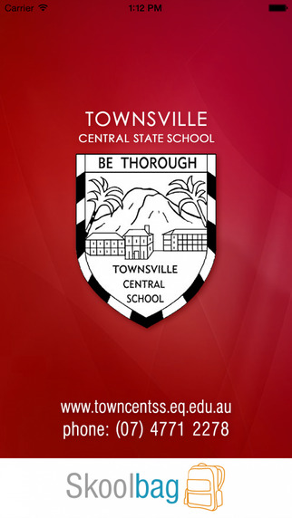 Townsville Central State School - Skoolbag