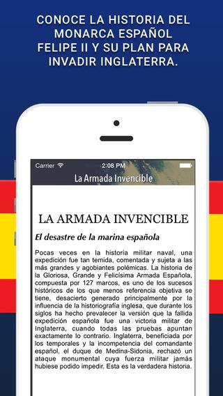 Audiolibro: La Armada Invencible