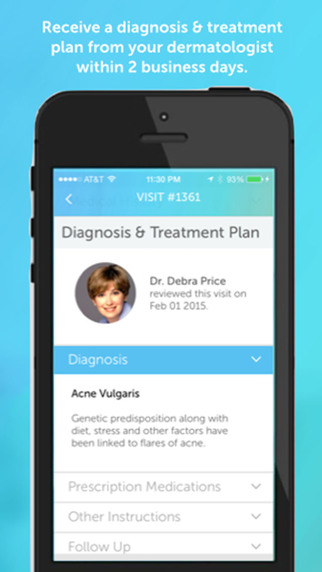 SkyMD - Your dermatologist on the go