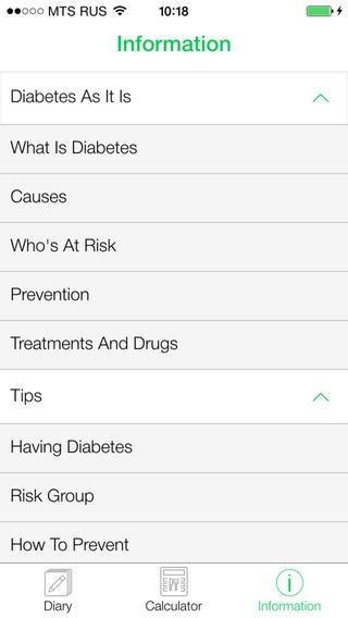 Diabetes Help GOLD