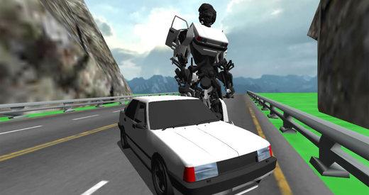 Sahin Abi - Race Run Transformer