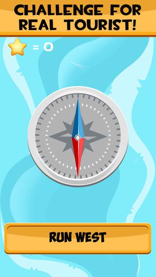 Crazy Compass Deluxe