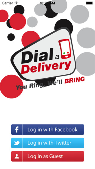 Dial a Delivery