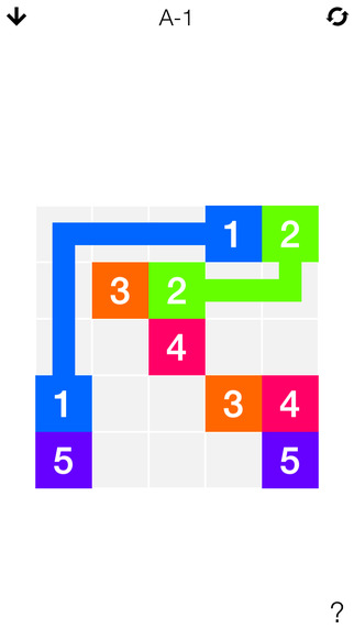 Number Link - Logic Puzzle Game