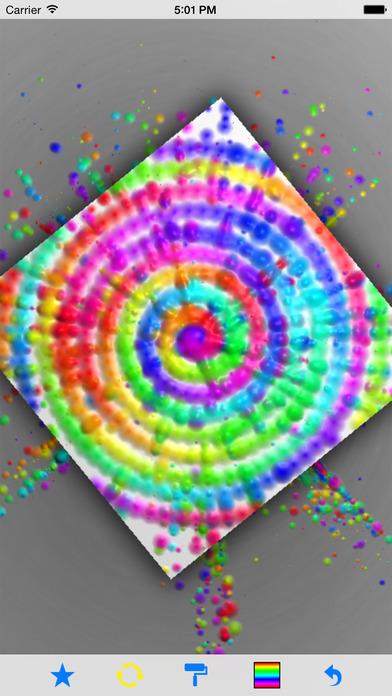 SpinArt iPhone Screenshot 4
