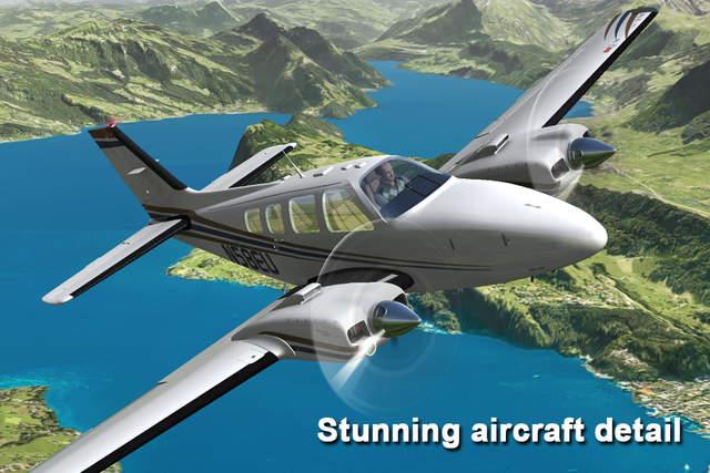 ipad模拟驾驶飞机