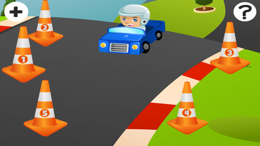 Find the Shadow of Animated Car-s in one Baby Kids Game Tricky Puzzle for My Toddler`s First App