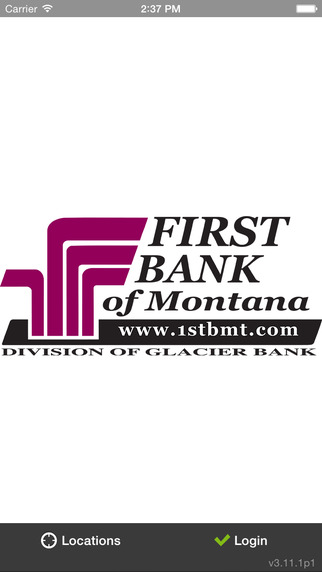 First Bank MT - Mobile Banking