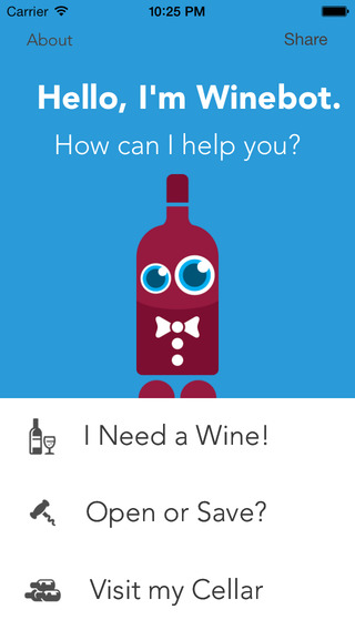 玩生活App|Winebot - Learn about wine. Fast.免費|APP試玩
