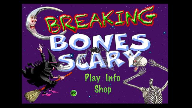 Breaking Bones Scary