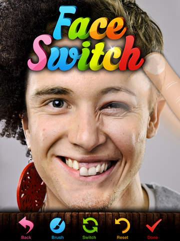 【免費攝影App】Face Switch HD - Swap & Morph !-APP點子