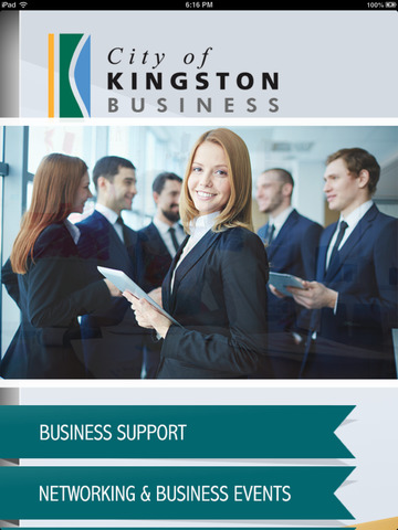 玩商業App|Kingston Small Business Day HD免費|APP試玩