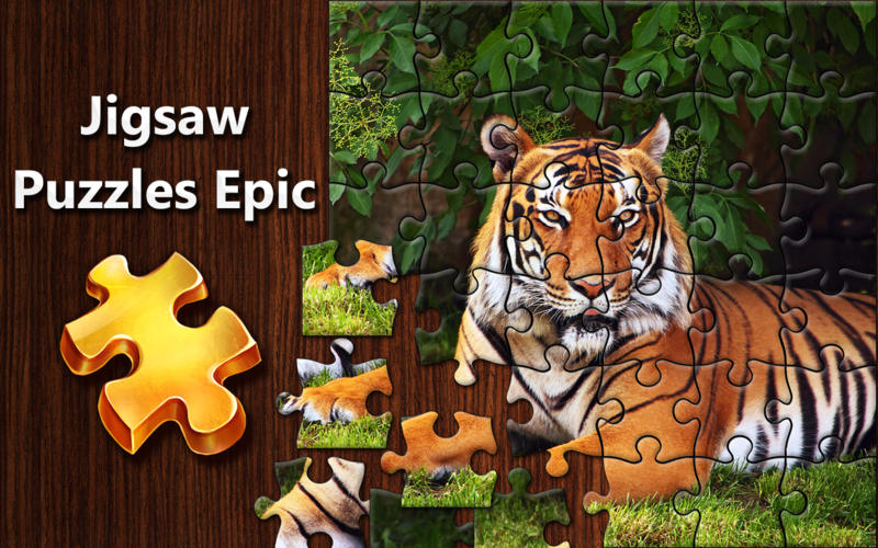 Jigsaw Puzzle Epic Screenshot - 1