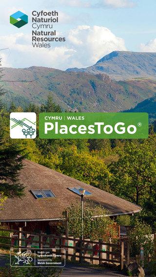 PlacesToGo Cymru Wales NRW