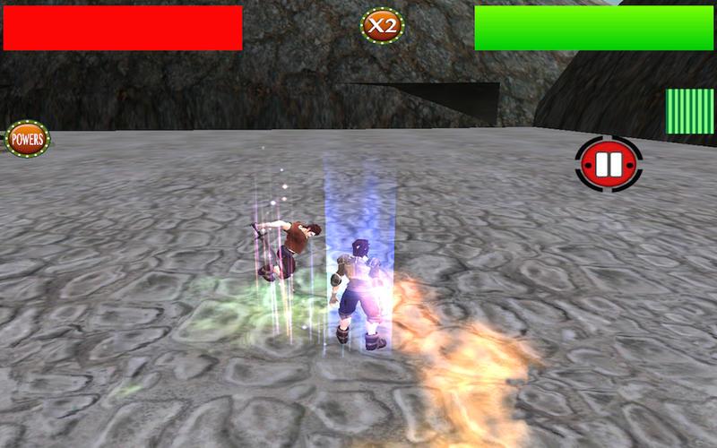 Kungfu Warriors 3D Free Screenshot - 4