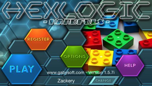 HexLogic - Handfuls