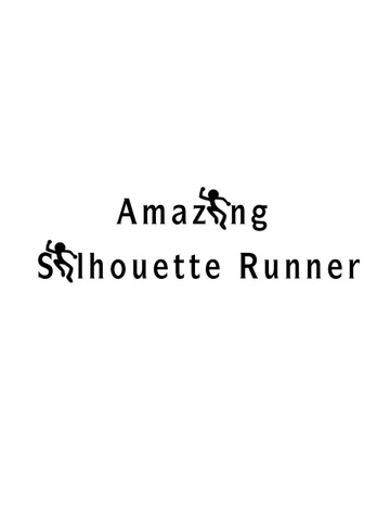 Amazing Silhouette Runner - An Endless Running Game-ipad-3