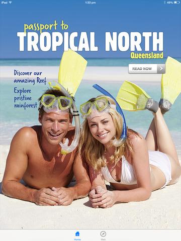 Passport to Tropical North Queensland