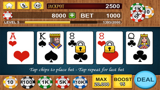 Video Poker Pro HD