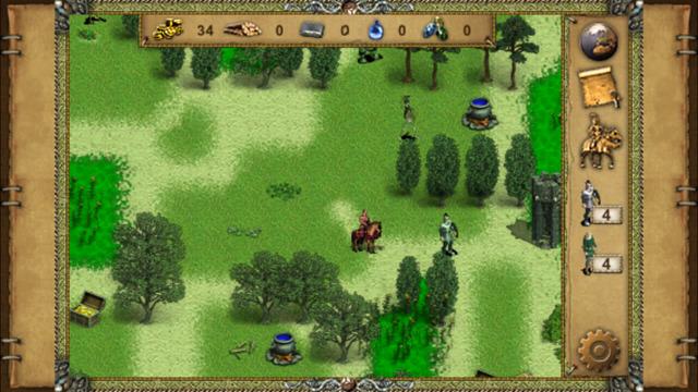 Kings Hero - Turn based RPG Screenshots