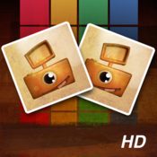 Instamory HD – memorize and collect matching Instagram photos [iPad]