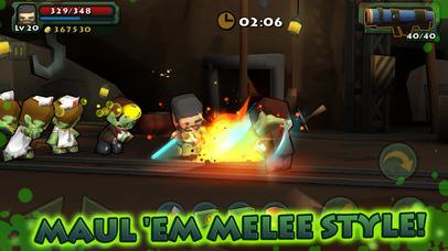 Screenshot #9 for Call of Mini™ Brawlers