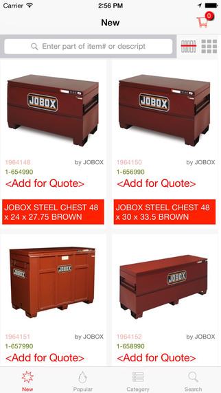 JOBOX - Delta Pro Delta Champion Delta KargoMaster Jobsite Tool box