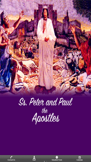 Ss. Peter and Paul the Apostles